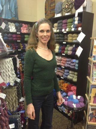 Stephanie_finished_sweater